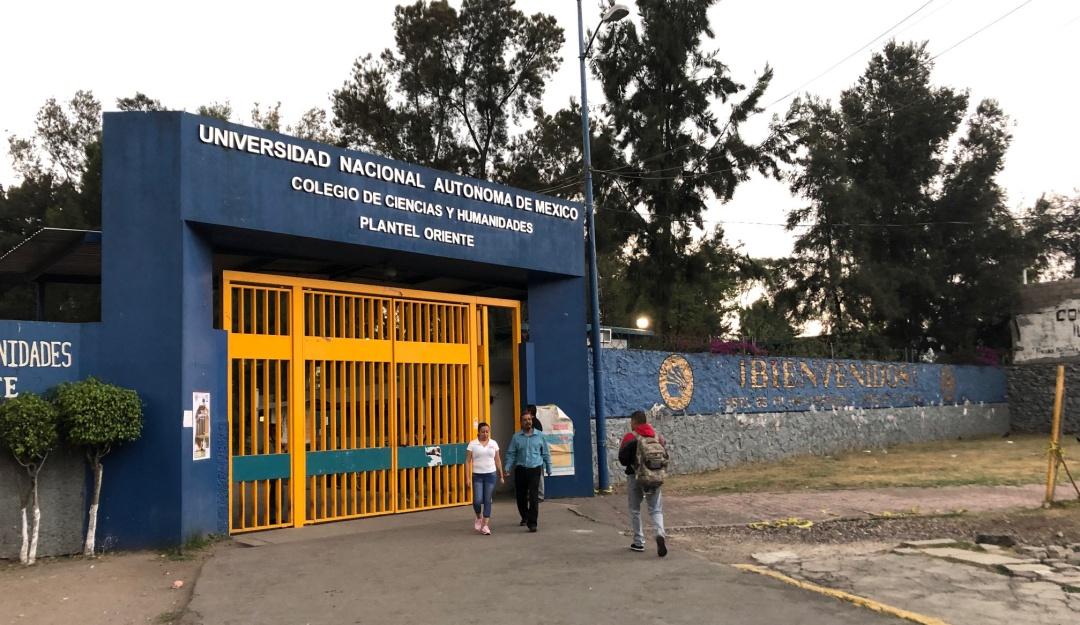 Muere alumna tras recibir disparo al interior del CCH Oriente