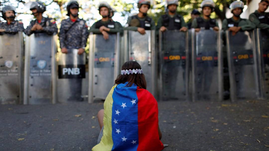 México expresa preocupación por Venezuela