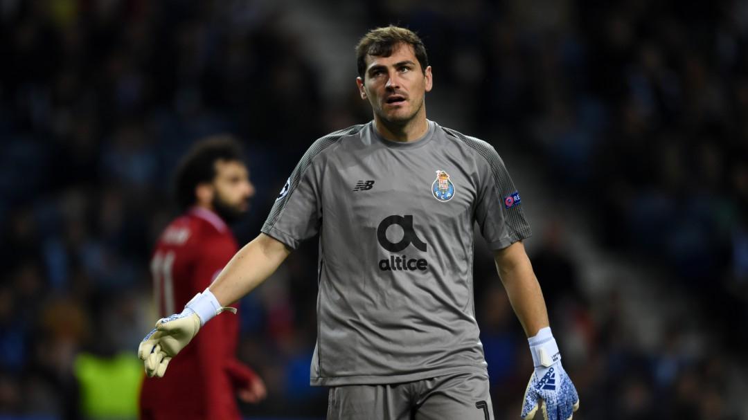 Iker Casillas sufrió un infarto durante el entrenamiento