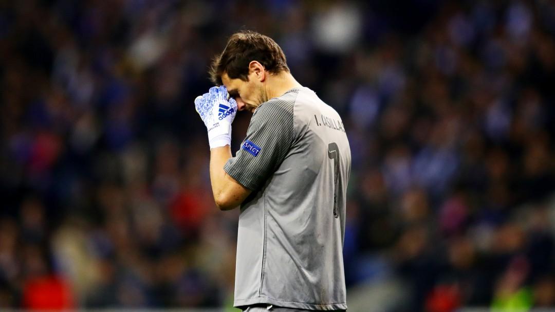 El mundo del futbol se une con Iker Casillas