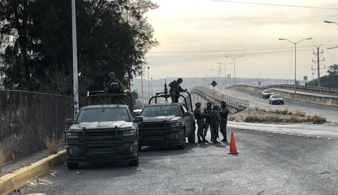 Enfrentamiento en Lagos de Moreno