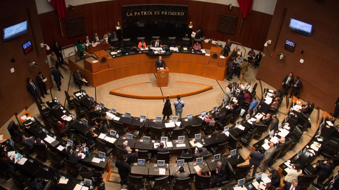Se cae Reforma Educativa de López Obrador en el Senado