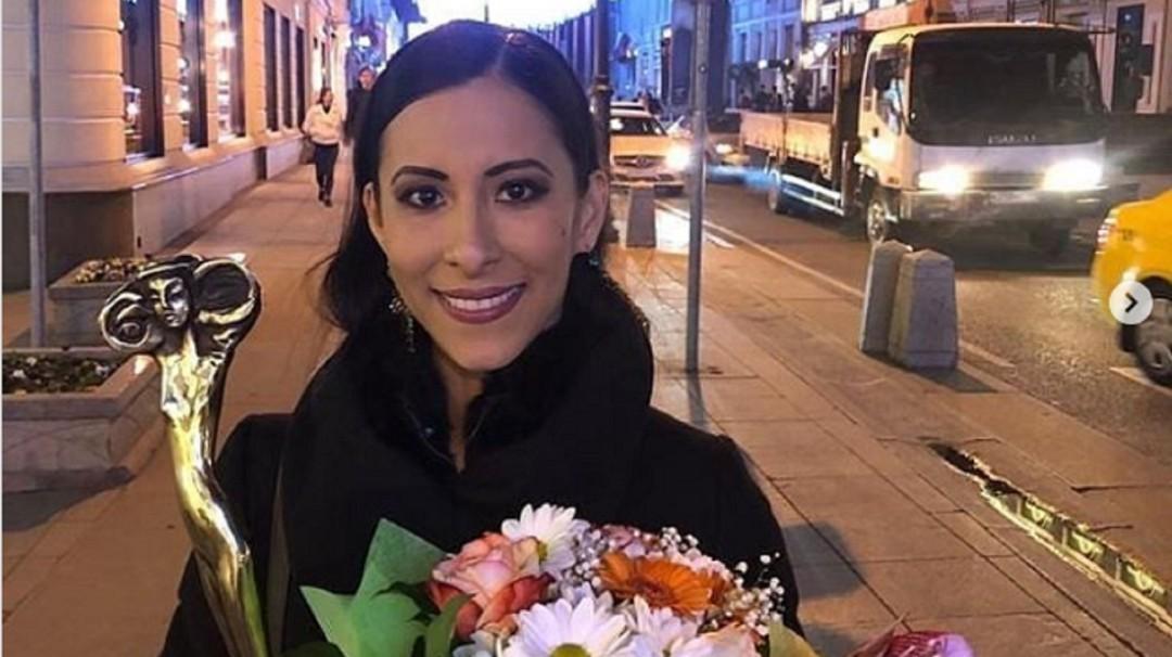 Elisa Carrillo, bailarina mexicana, recibe premio Alma de la Danza