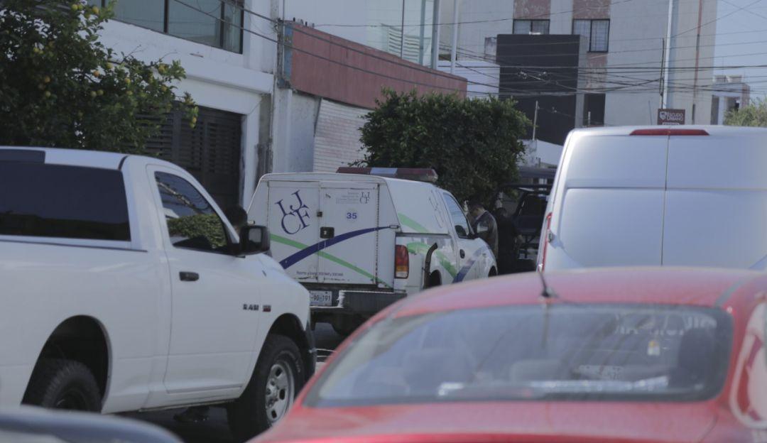 Localizan el cuerpo de un hombre en calles de Guadalajara