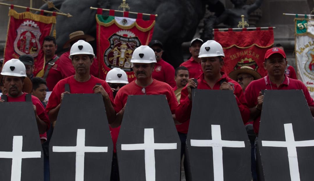 Se rescatarán los cuerpos de 65 mineros de Pasta de Conchos: AMLO