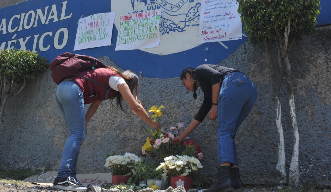 PGJCDMX investiga si bala perdida habría matado a alumna del CCH Oriente