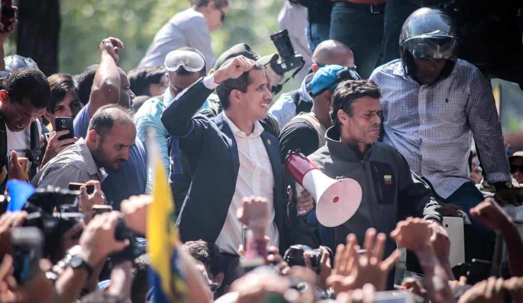 """""""La oposición venezolana está dividida"""""""