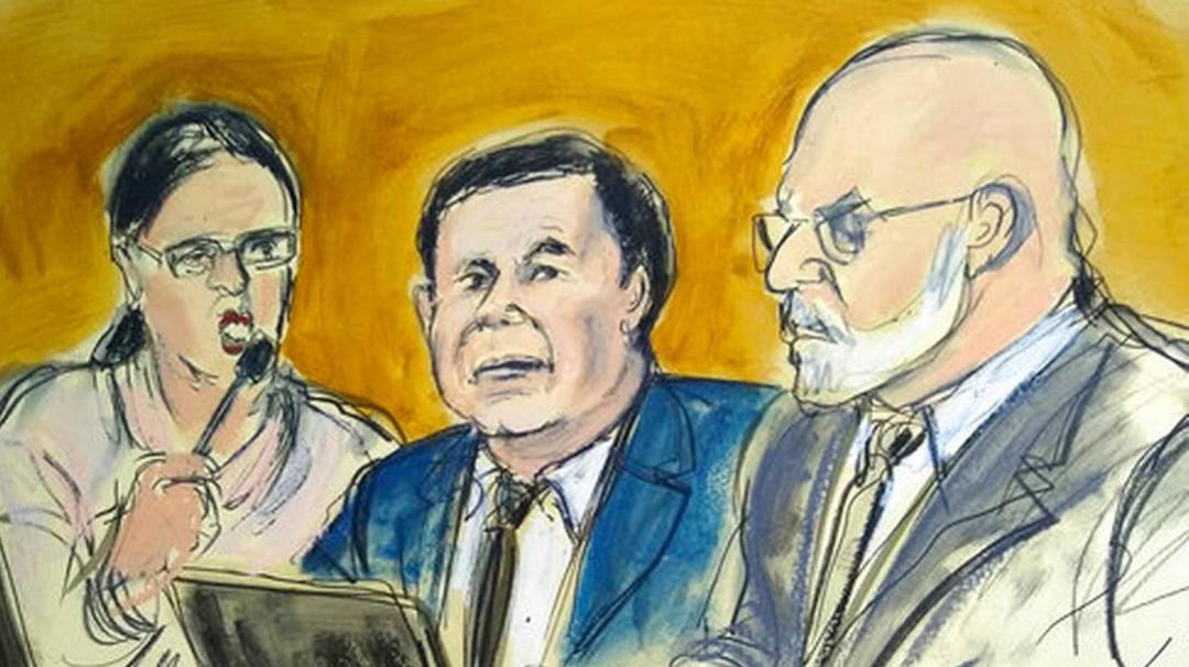 """""""El Chapo"""" despide a su abogado Eduardo Balarezo"""