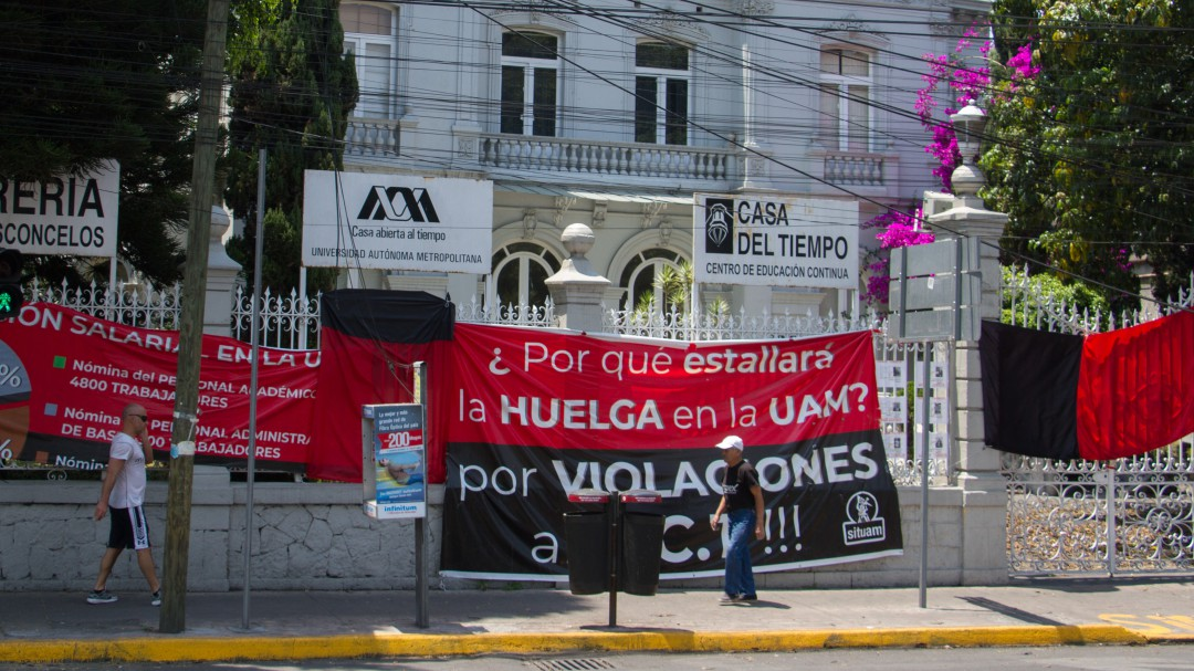 Levantan huelga en la UAM