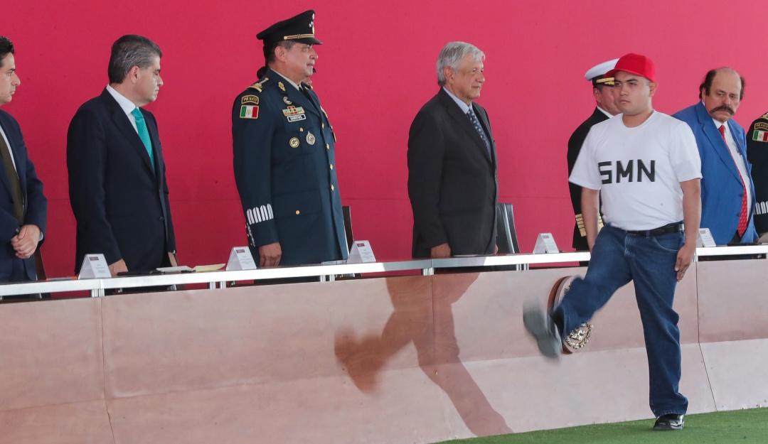 La 4T saciará la sed y el hambre de justicia del pueblo de México: AMLO