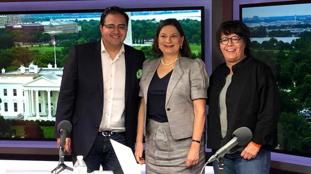 A Estados Unidos se le olvidó la importancia de México: Martha Bárcena