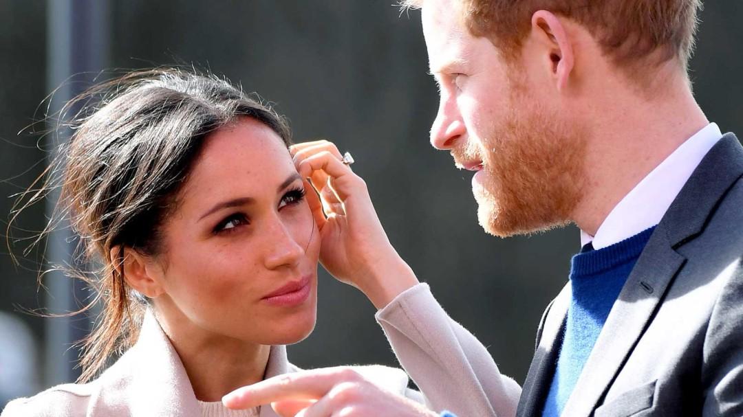 Príncipe Harry y Meghan Markle ¡ya nació su primer hijo varón!