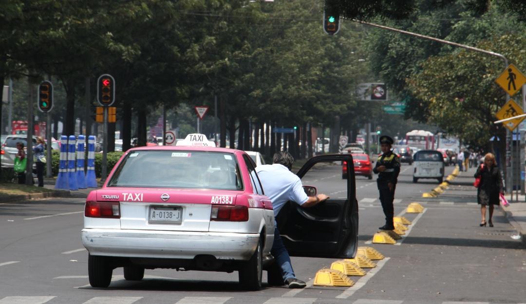 Taxistas harán paro nacional en junio y cierre de calles en la CDMX