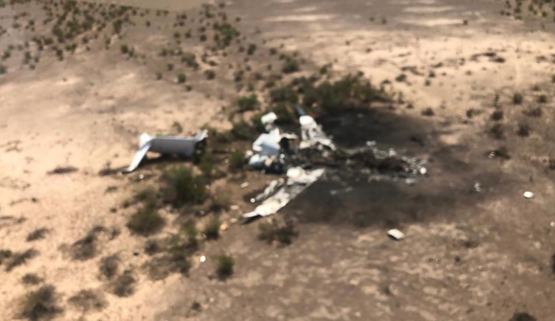 Ubican avión desaparecido en Coahuila ¡Confirman su desplome!