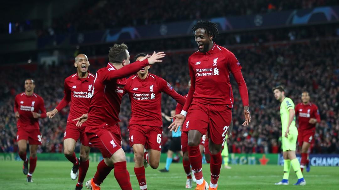¡Milagro en Anfield!