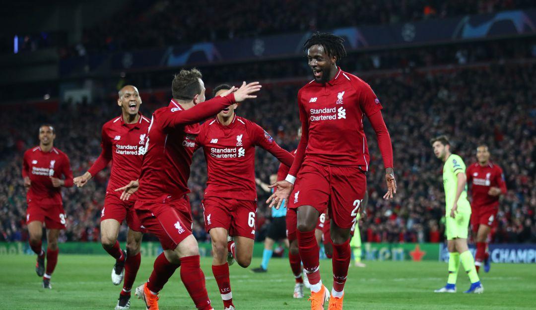 Liverpool eliminó al Barcelona