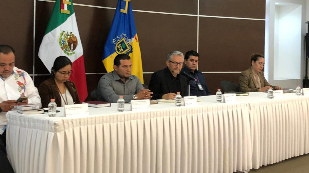 Plagian a trabajador de la Fiscalía de Jalisco