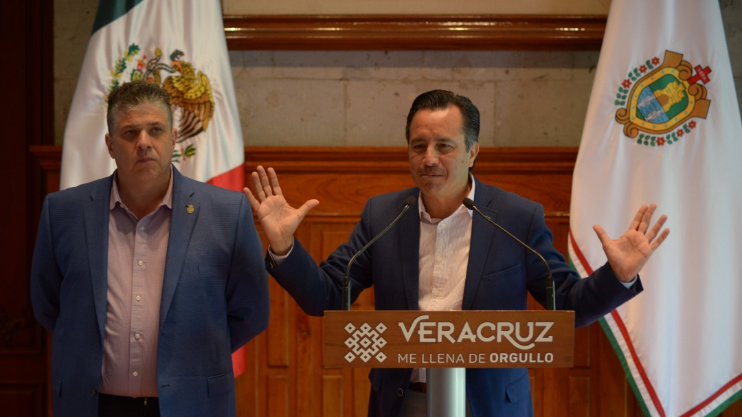 Nosotros no pactamos con grupos delictivos: Cuitláhuac García