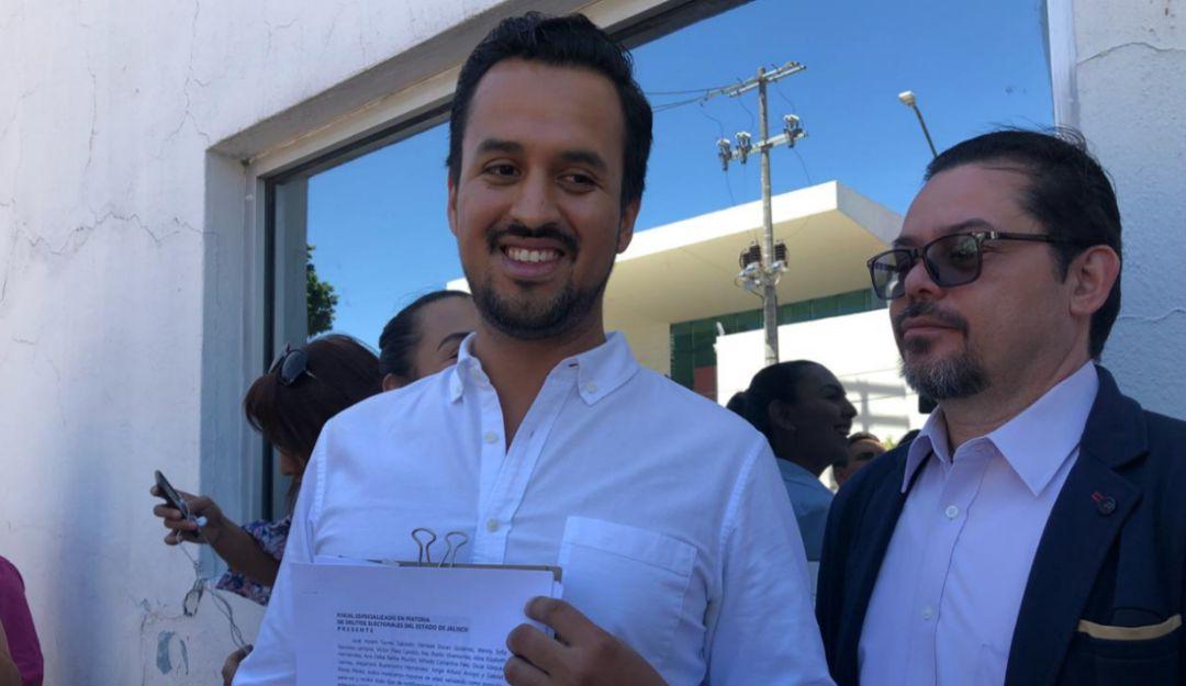 Denuncia Morena desvío de recursos a campaña en Puebla