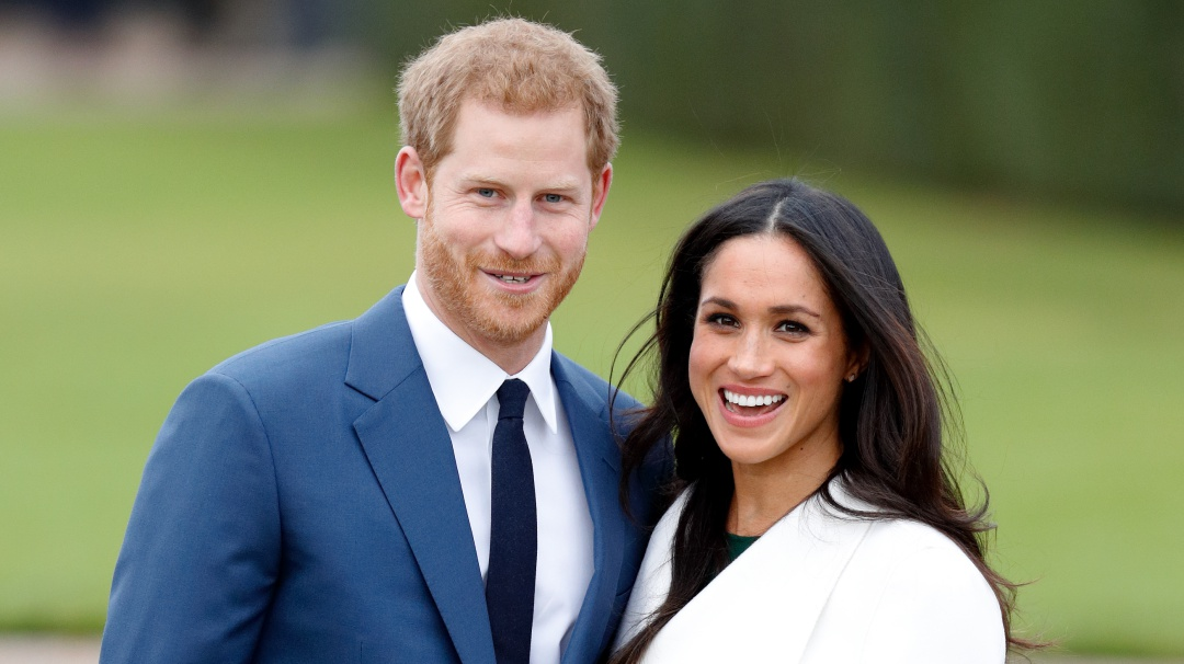 Meghan Markle y el príncipe Harry presentan a Archie Harrison su hijo