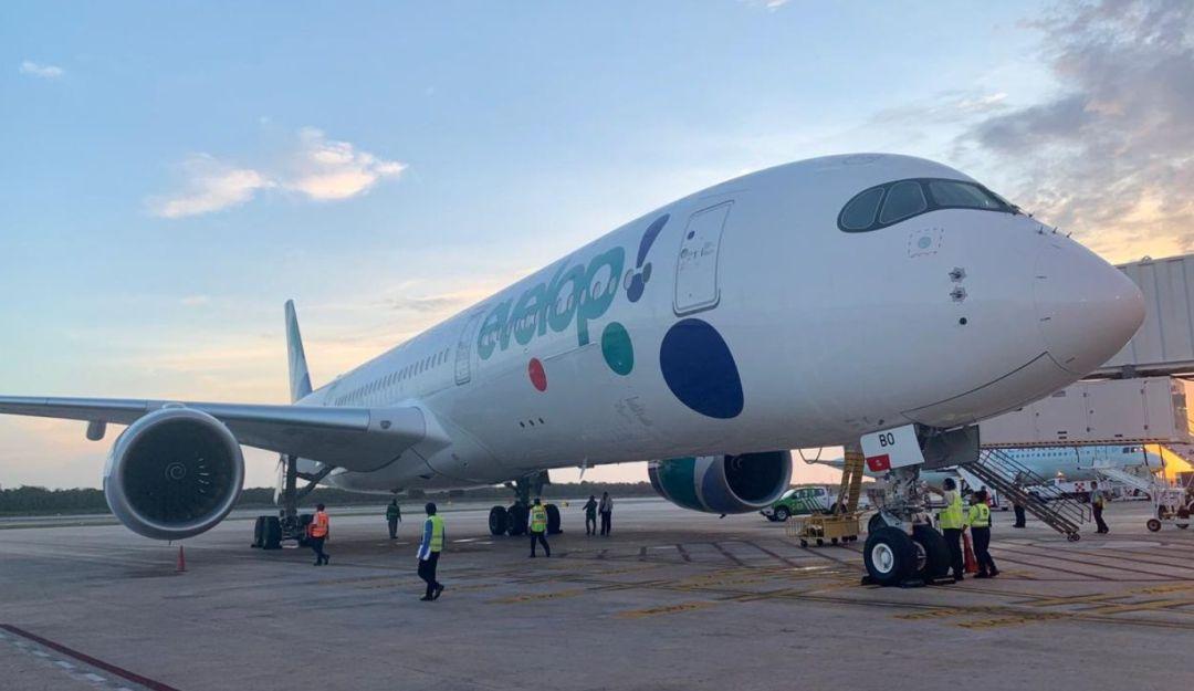 Aerolínea española inicia vuelos directos entre Cancún y Madrid