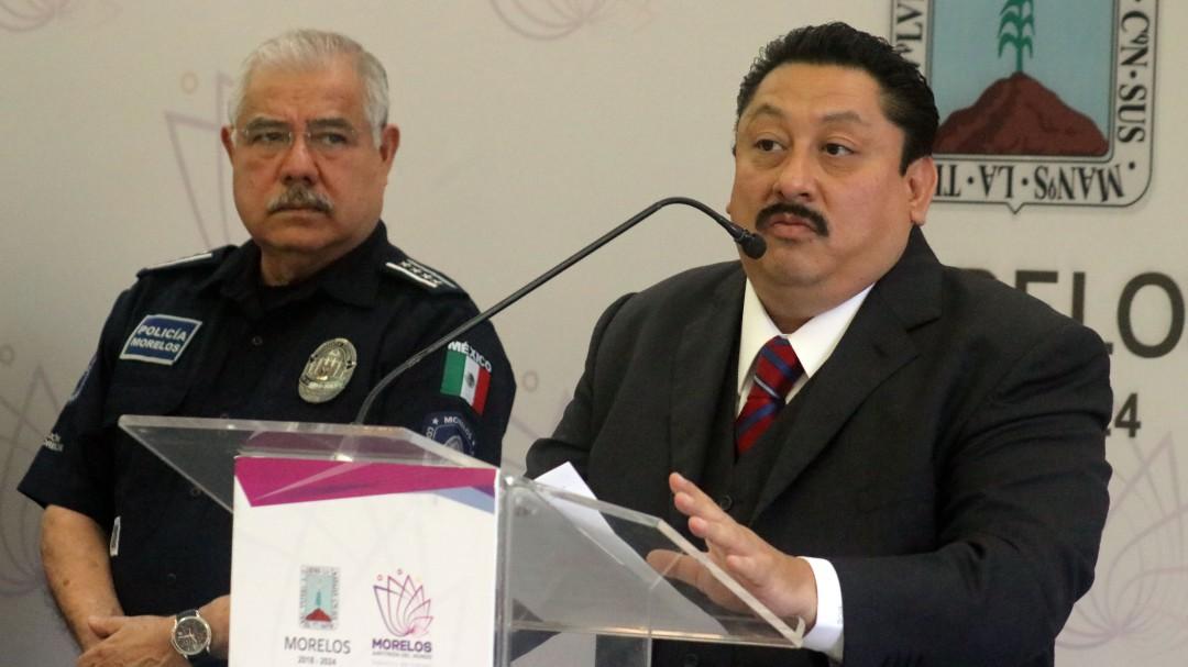 Autor material actuó solo: Fiscalía de Morelos