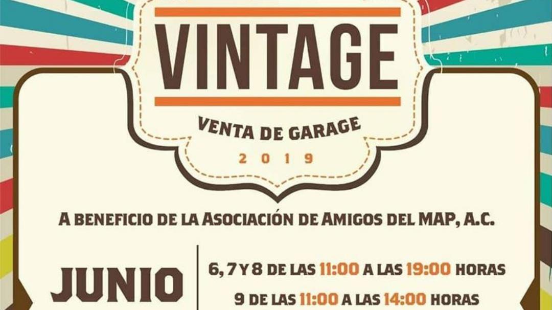 Venta Vintage 2019