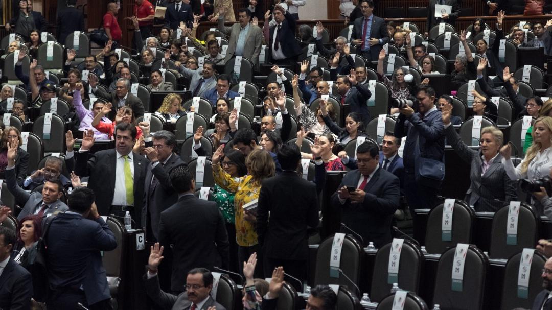 Cámara de Diputados aprueba en lo general la Reforma Educativa