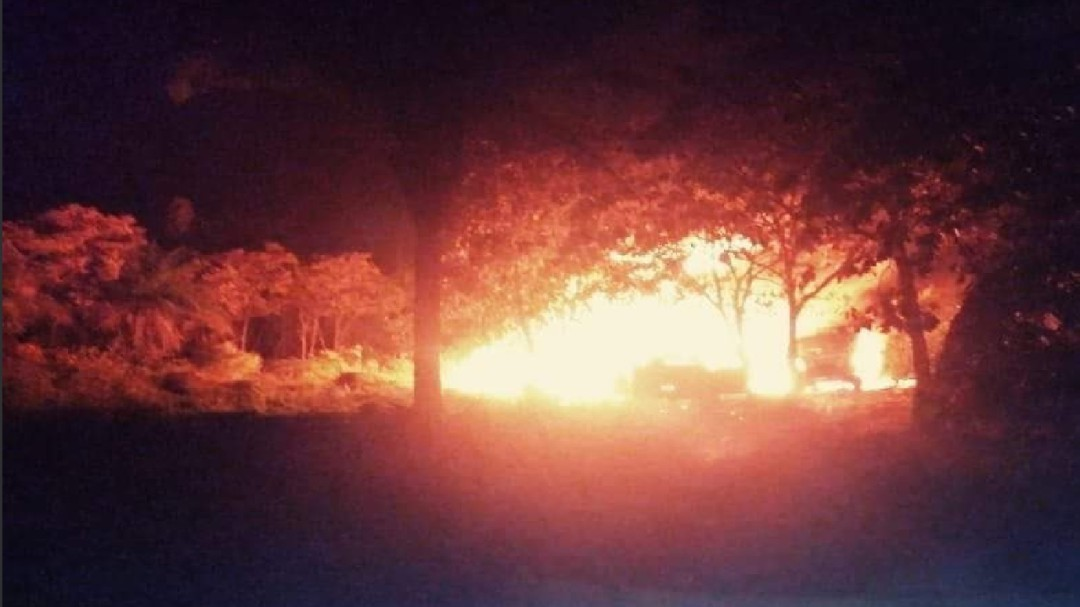 Estalla ducto de Pemex en Chiapas, no hay víctimas confirmadas: PC