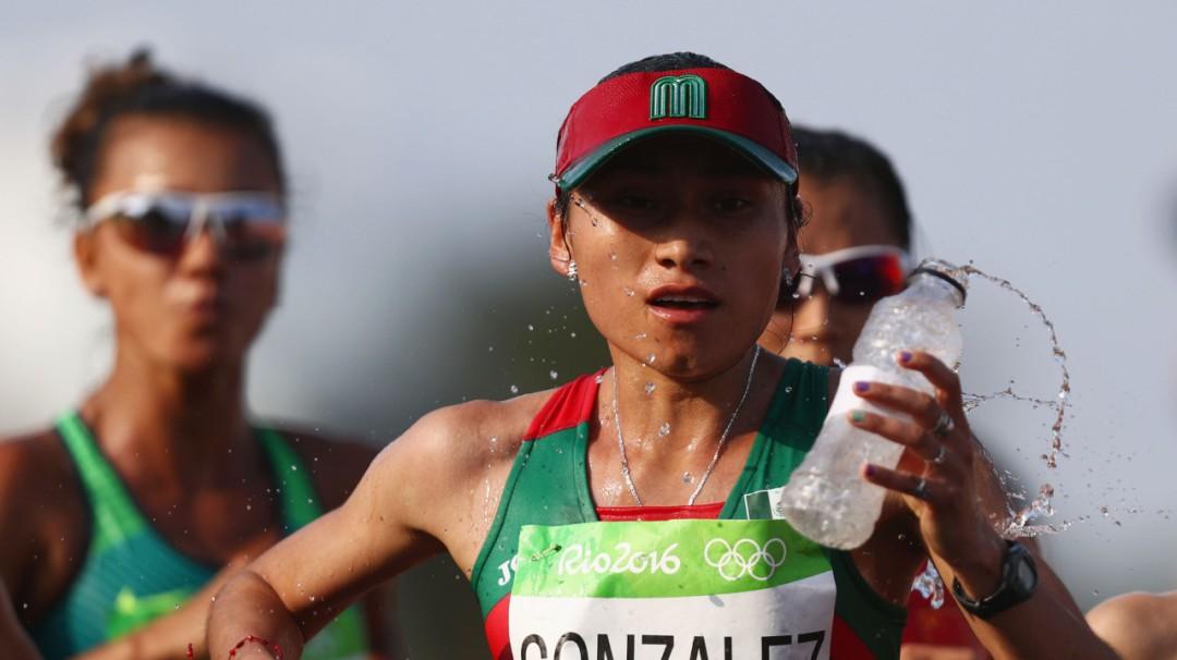 Lupita González queda fuera 4 años por dopaje
