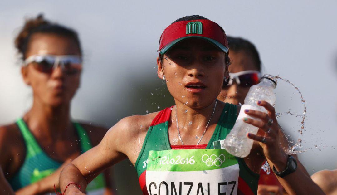 Lupita González dio Doping.