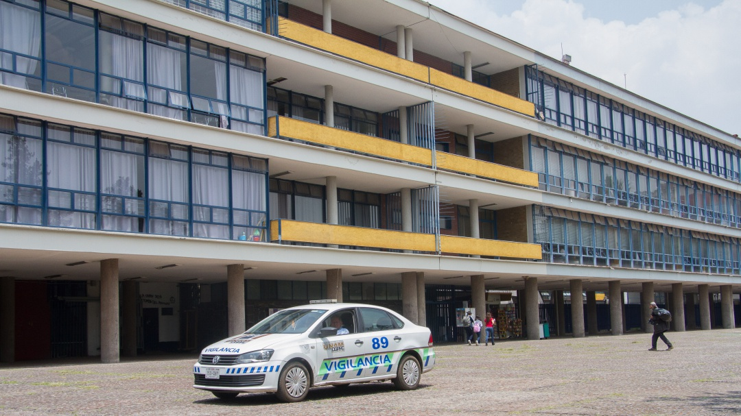 Riña deja un herido en Ciudad Universitaria de la UNAM