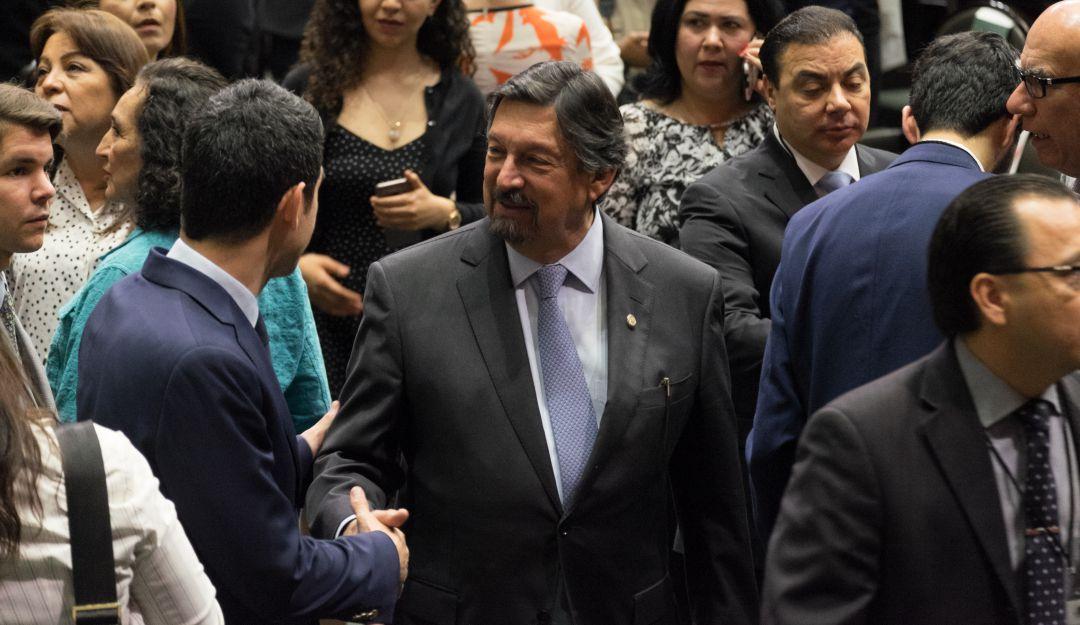 Se investigará presunto delito del hijo de Napoleón Gómez: AMLO