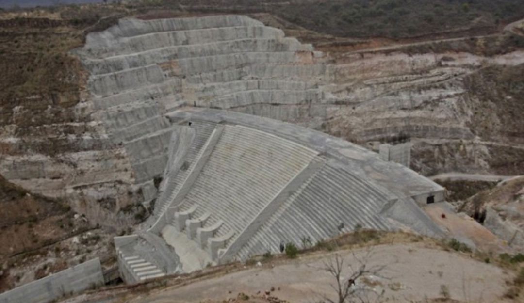 Habrá avances con la presa el Zapotillo