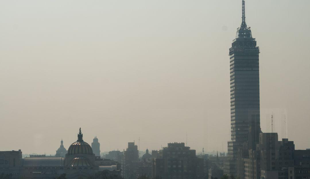 ¿Sabes qué estamos respirando en la Ciudad de México?