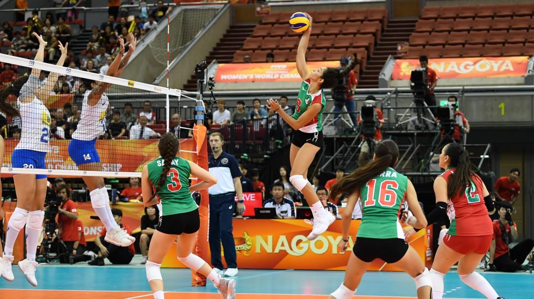 Samantha Bricio sin decir no al estrellato en el voleibol