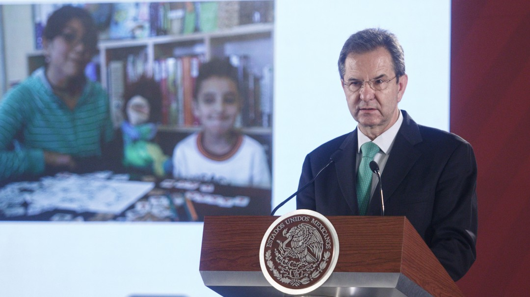 Se borró toda la Reforma Educativa de EPN: SEP
