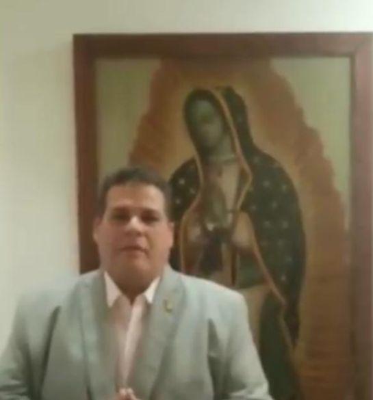 Diputado venezolano agradece a México el refugio