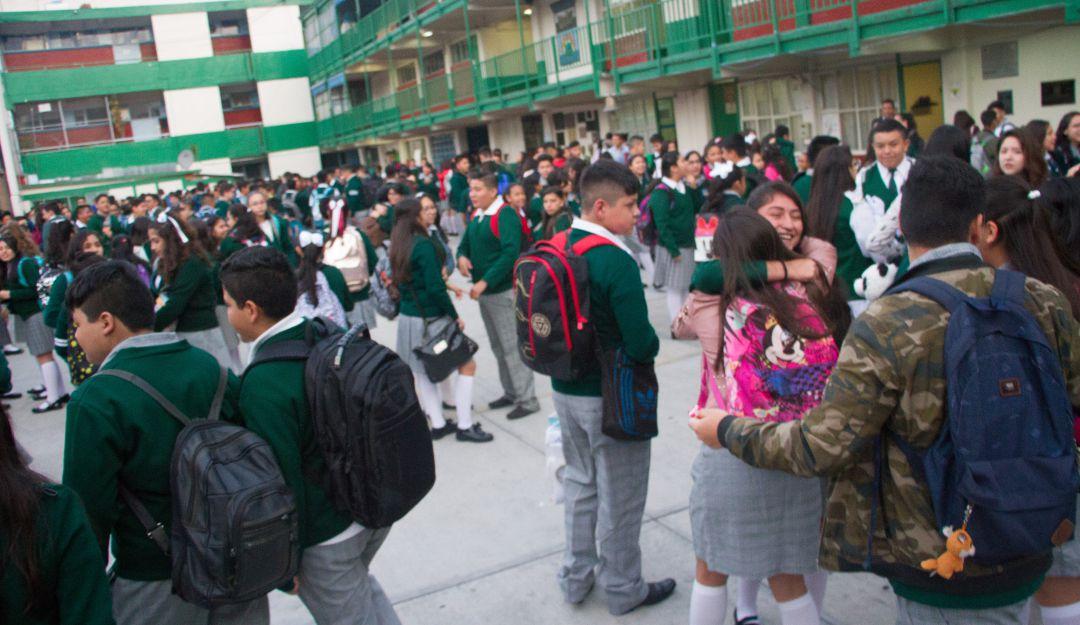 SEP, UNAM e IPN mantienen suspensión de clases para este viernes