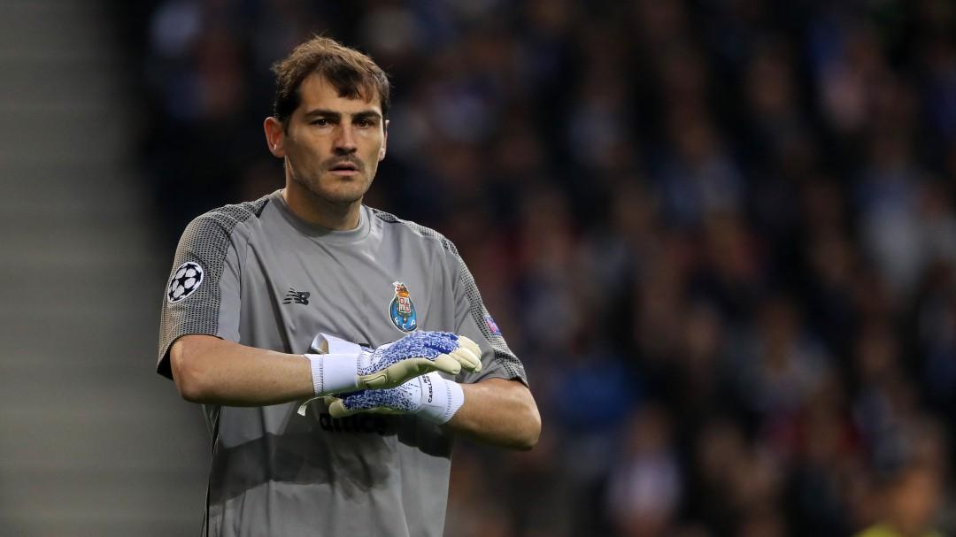 Casillas descartó su retiro por infarto