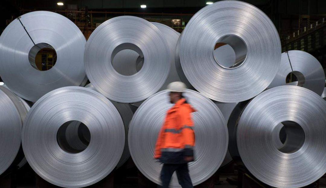 EU, México y Canadá pactan eliminar aranceles al acero y aluminio