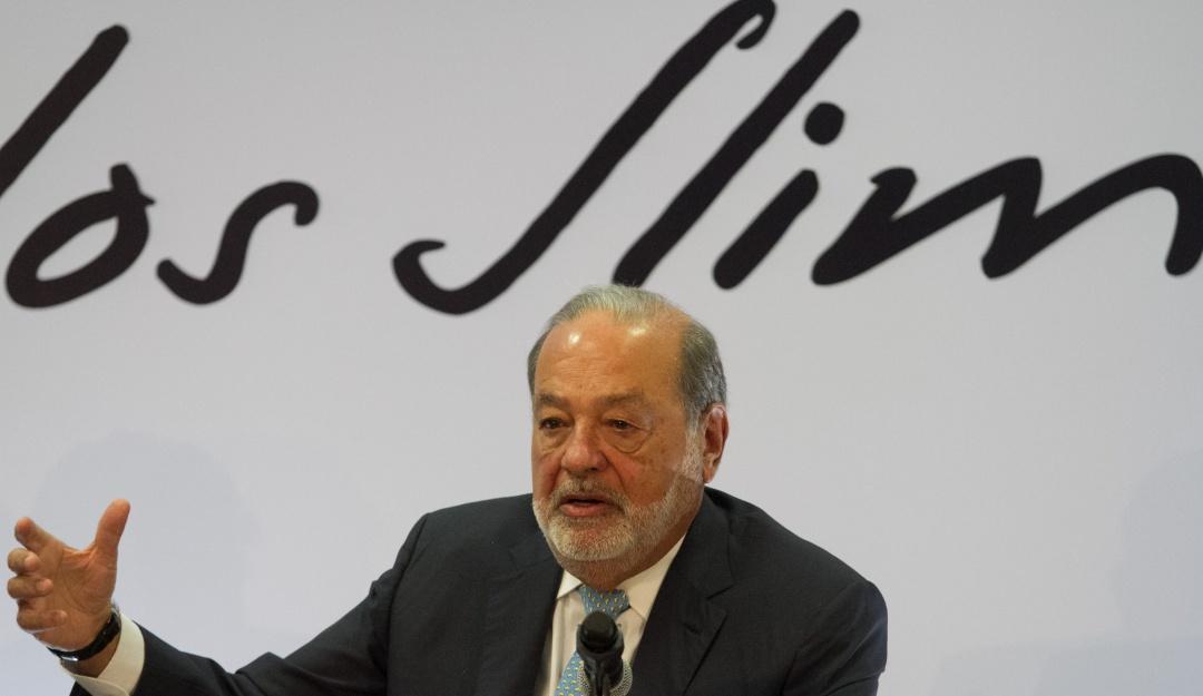 Urge Slim a acabar con la pobreza en América Latina