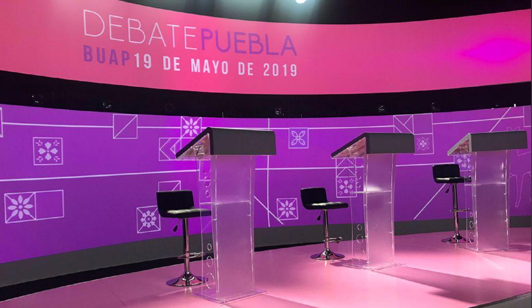 #DebatePuebla2019: 6 motivos por los que deberíamos ver el debate poblano
