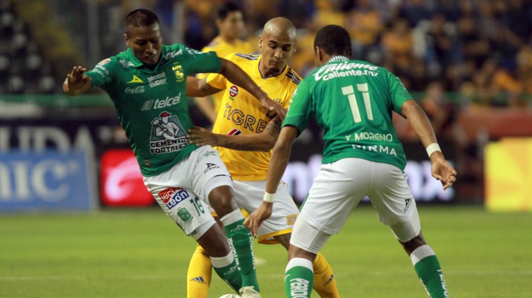 León y Tigres es la gran final del futbol mexicano