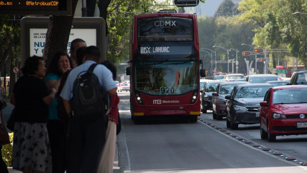 Ampliación de línea 5 del metrobús provocará la tala de 431 árboles - CDMX