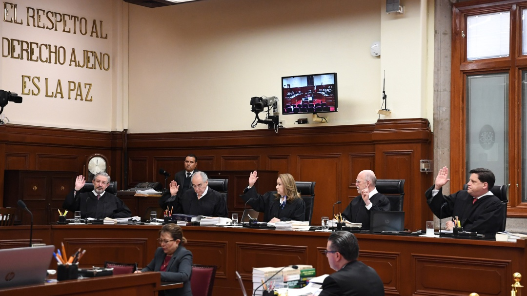 Desestima SCJN omisiones legislativas al aprobar Ley de Remuneraciones