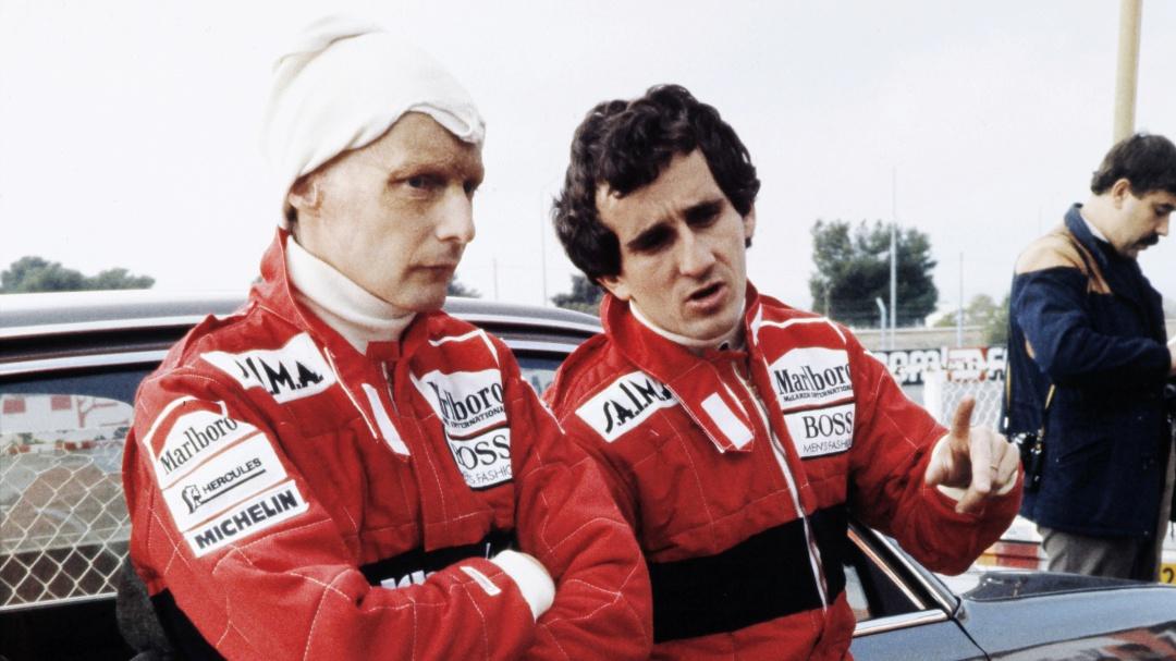 Niki Lauda: El accidente de 1976 en el que burló a la muerte sobre la pista