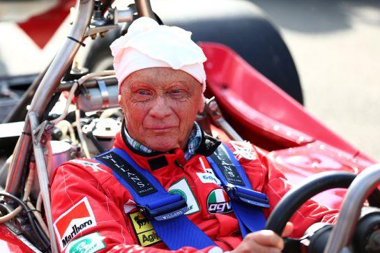 Niki Lauda la leyenda del automovilismo y el accidente de 1976 en el que burló a la muerte sobre la pista