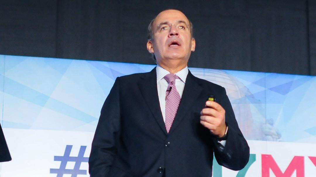 Germán actuó responsablemente: Felipe Calderón