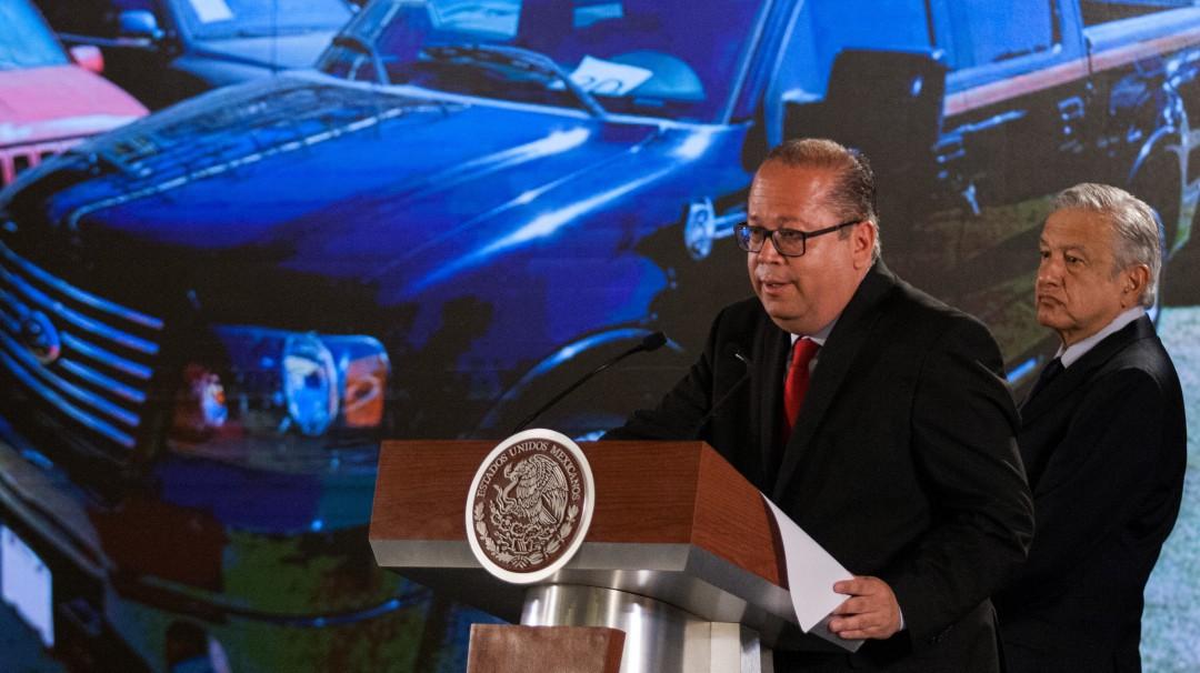 No me he subido al Lamborghini: Rodríguez Vargas